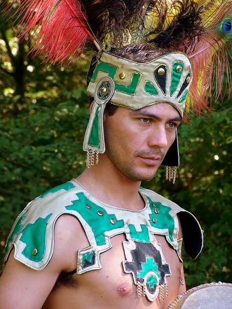 Mexican Warrior in Sivo