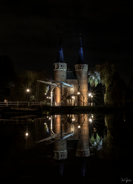 Fairytale gate - Oosterpoort Delft