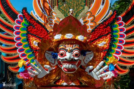 Balinese wadah