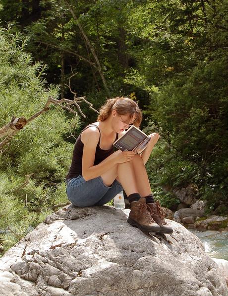 De spanning van lezen