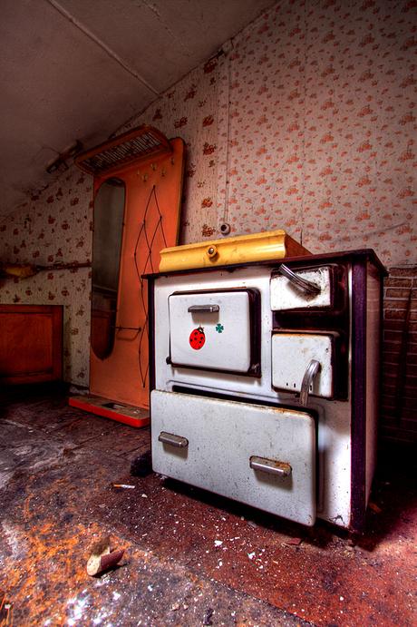 Verlaten huis DDR 2