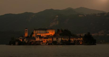 Isola San Guilio - Italië