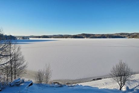 Winter in Noorwegen...