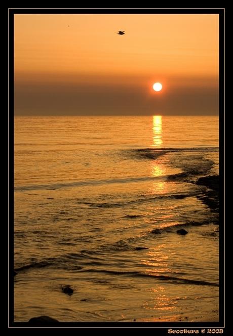 Sunset Callantsoog