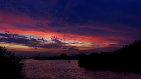 Kampen Sunset