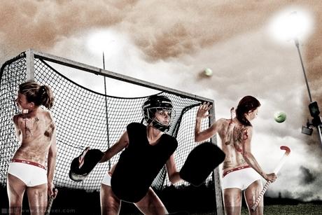hockey...