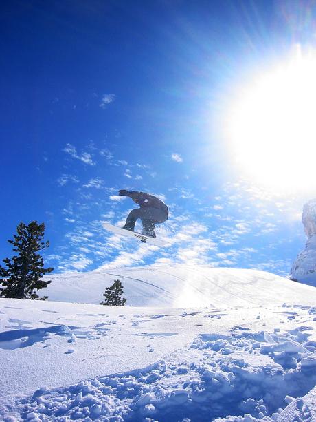 Snowboarder!
