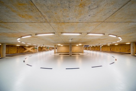 Parkeergarage forum Groningen