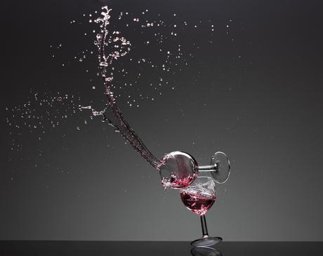 Gooi je eigen glazen in 3...