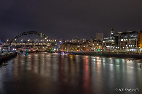 Newcastle tyne uptown