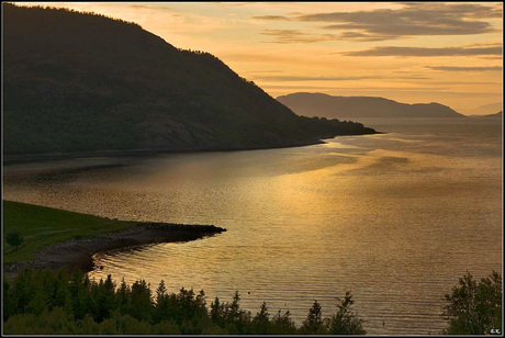 Lysfjord