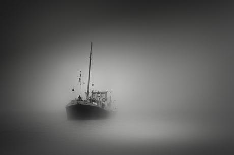 Misty drifting