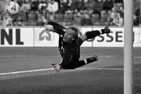 My Favorite Goalie...