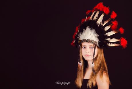 Dutch indian girl;-)