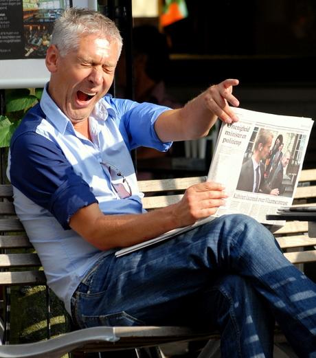 Spannende krant?