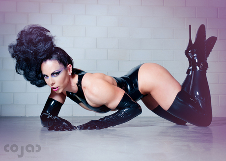 latex muscles