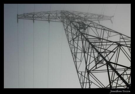 Electriciteitsmast