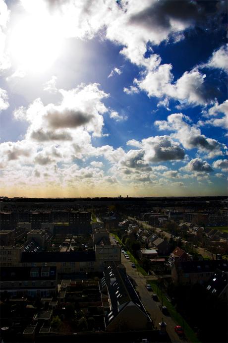 Clouds over Osdorp