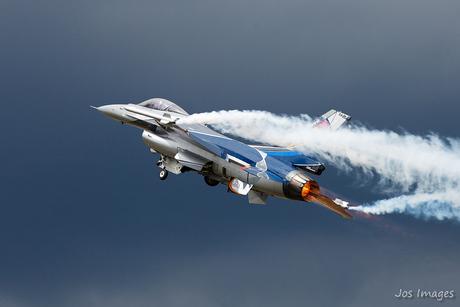 Belgische F-16 Demo