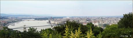 Budapest-Kettingbrug-Margitsziget