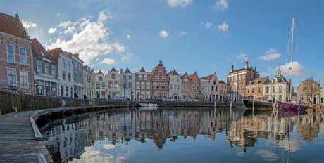 Stadshaven Goes (panorama)