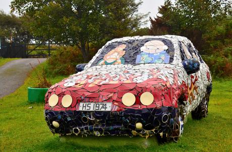 Pottery Car!