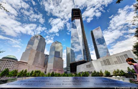 WTC Memorial New York City