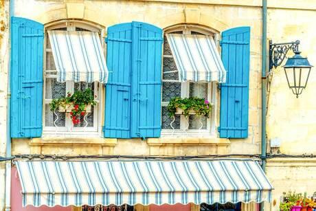 Typisch-Zuid-Franse-stijl-ramen