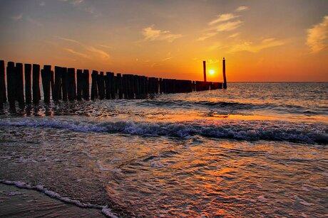Sunset Groede