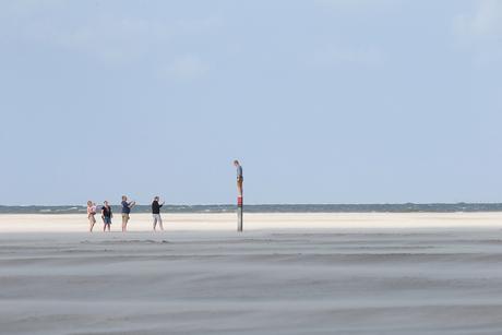 Genieten op Texel
