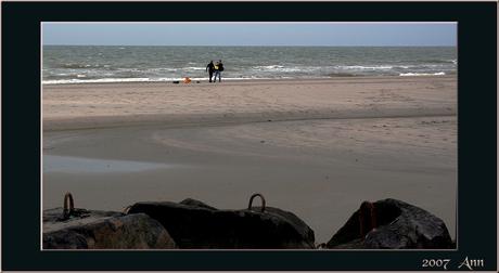 Strandwandeling.....