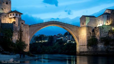 Brug in Mostar