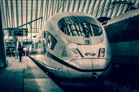 station Guillemins-Luik