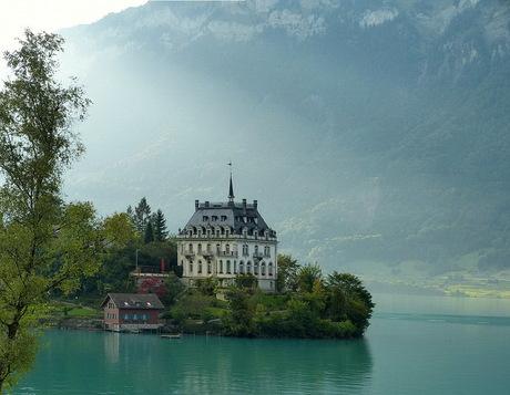 Brienzersee Zwitserland