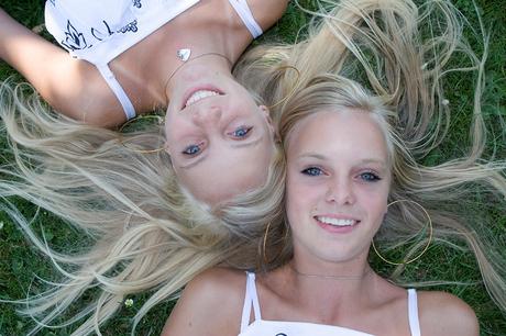 Denise en Cindy