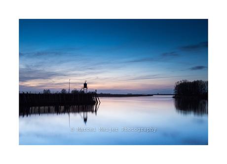 Sunset @ Zoutkamp