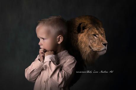 My lion