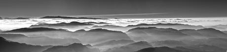 Panorama Ulriken