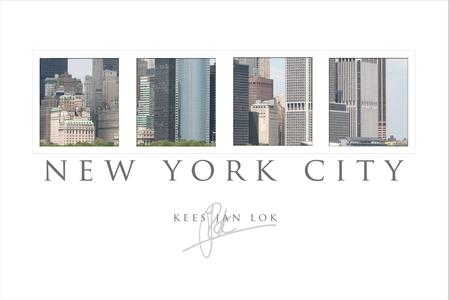 New York - Een uitprobeerseltje met photoshop en collages cq posters maken. - foto door lokkjja op 23-06-2008 - deze foto bevat: vakantie, stad, new, york, amerika