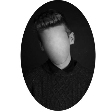 no faced