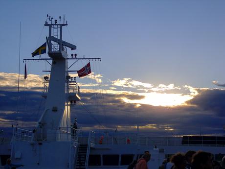 Afvaart Ferry