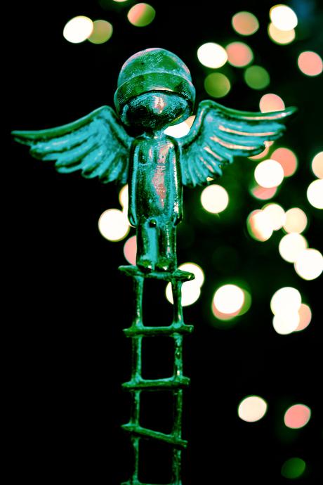 Angel Warrior by Sammuel Allerton