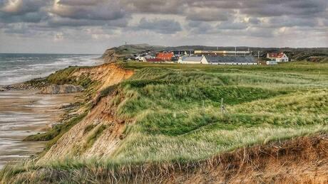 Denemarken Noord Jutland westkust.