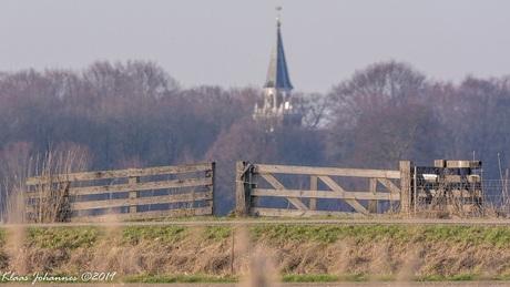 Kerktoren van Blijham