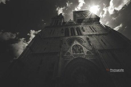Cathedral Zagreb Kroatië