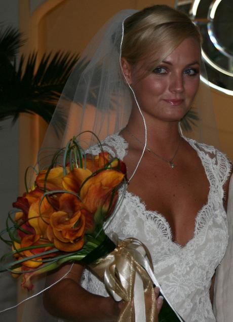 Bride and bright
