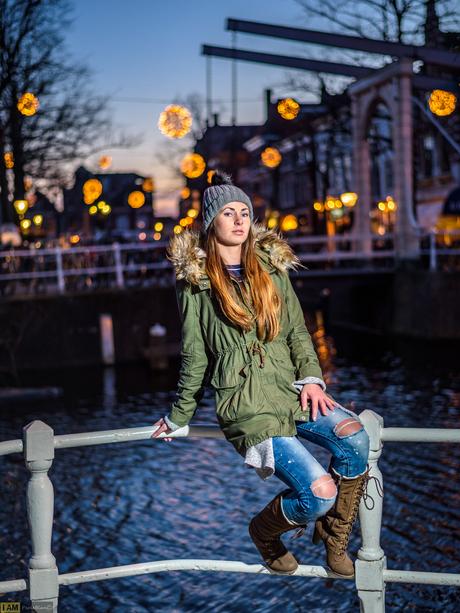 Alkmaar avond portret Nikee