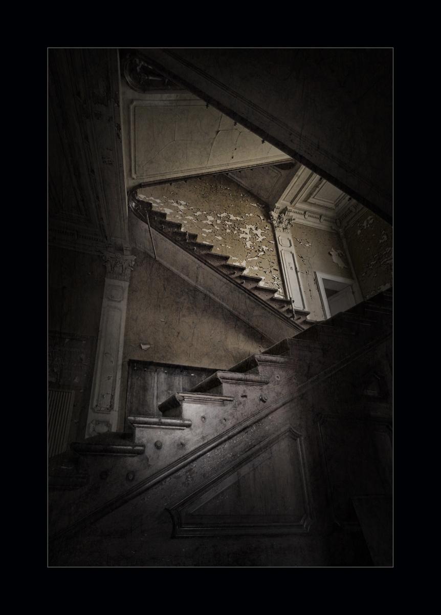 r2 - hdr-bewerking - foto door titz op 03-04-2010 - deze foto bevat: trappen