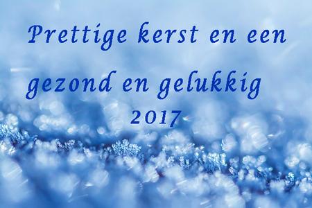 Prettige Feestdagen - Ik wens alle Zoomers Prettige kerst en een gezond en gelukkig Nieuwjaar met veel fotoplezier. Kati - foto door KativanH op 24-12-2016 - deze foto bevat: nieuwjaar, kerstkaart, kerstmis, feestdagen
