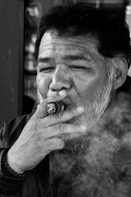 Cigar Smoker